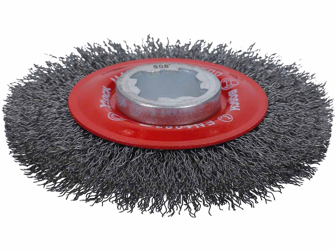 Bosch 2608620729 X-LOCK 75 mm x 0.5 mm Knotted Wire Cup Brush