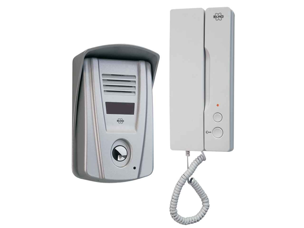 Masterlock ib100 wireless audio door intercom system ebay for Door intercom