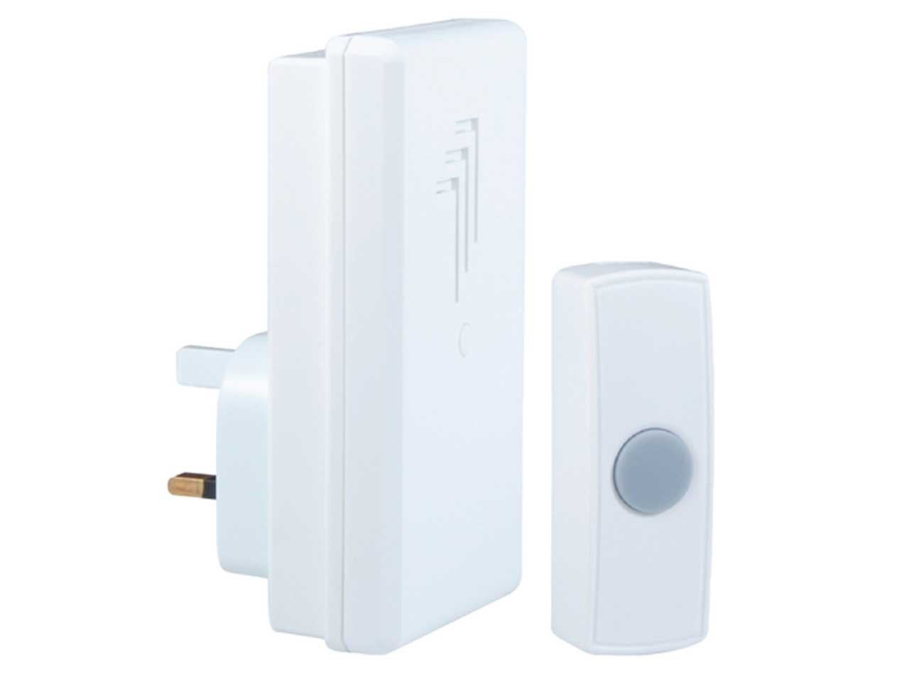 waterproof cacazi doorbell powered bell wireless smart volume door chime malaysia buy plug self gold latest tunes button