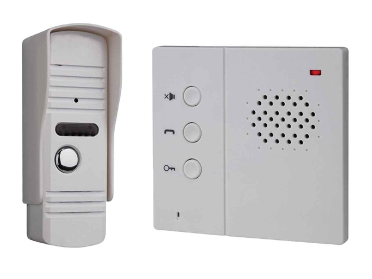 sc 1 st  FFX & Byron IB71 Hands-Free Wired Audio Door Intercom
