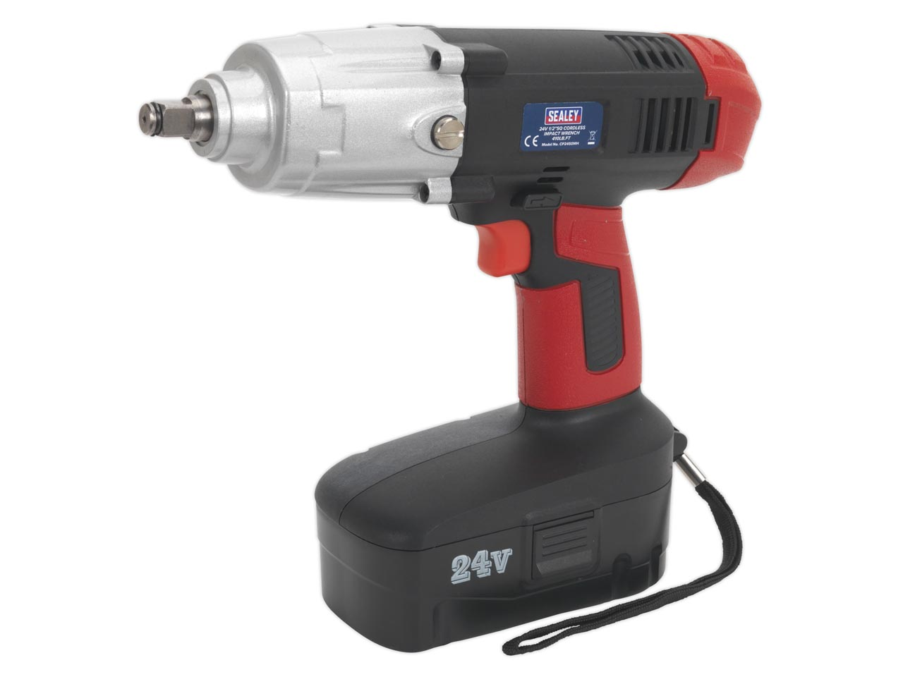 Draper 5201PRO Expert 1//2In Composite Body Air Impact Wrench