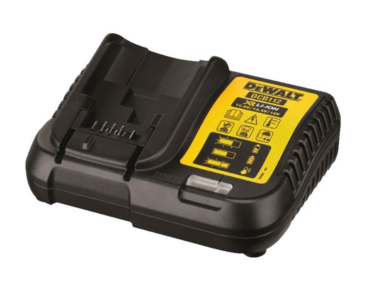 Dewalt Dcb113 10 8v 18v Xr Compact Charger