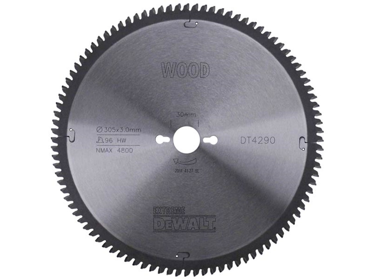 Dewalt dt4290 qz 305mm x 30mm x 96t extreme mitre saw blade greentooth Image collections