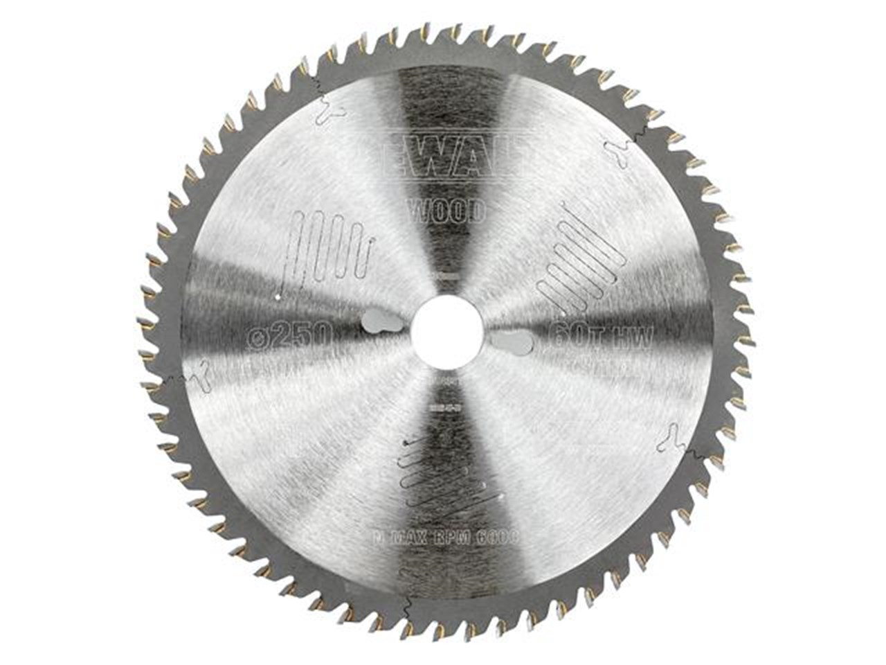 Dewalt dt4351qz extreme circular saw blade 250 x 30 x 60t greentooth Image collections