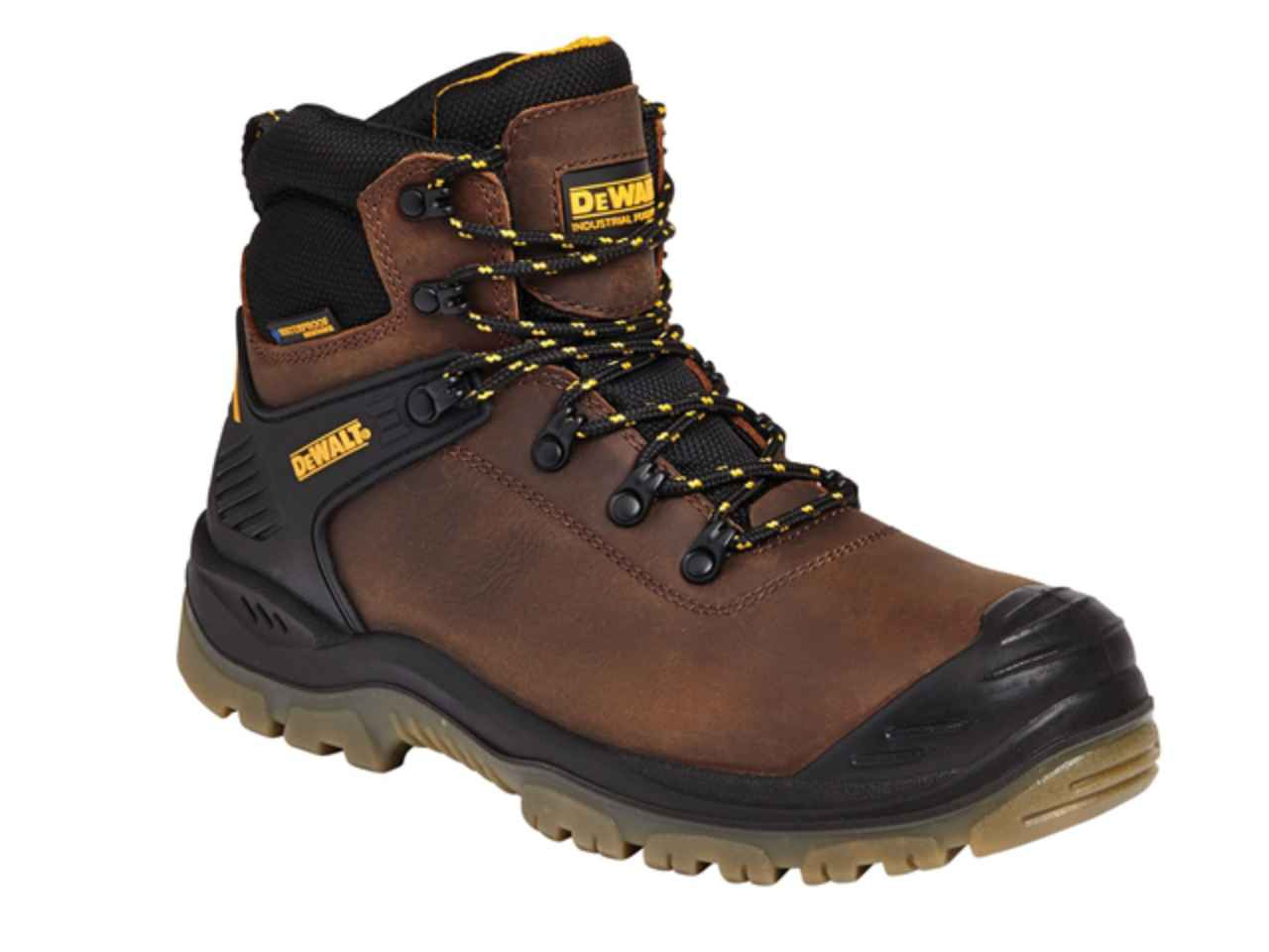ab9a35c6480 DeWalt Newark S3 Waterproof Safety Hiker Boots Various Sizes