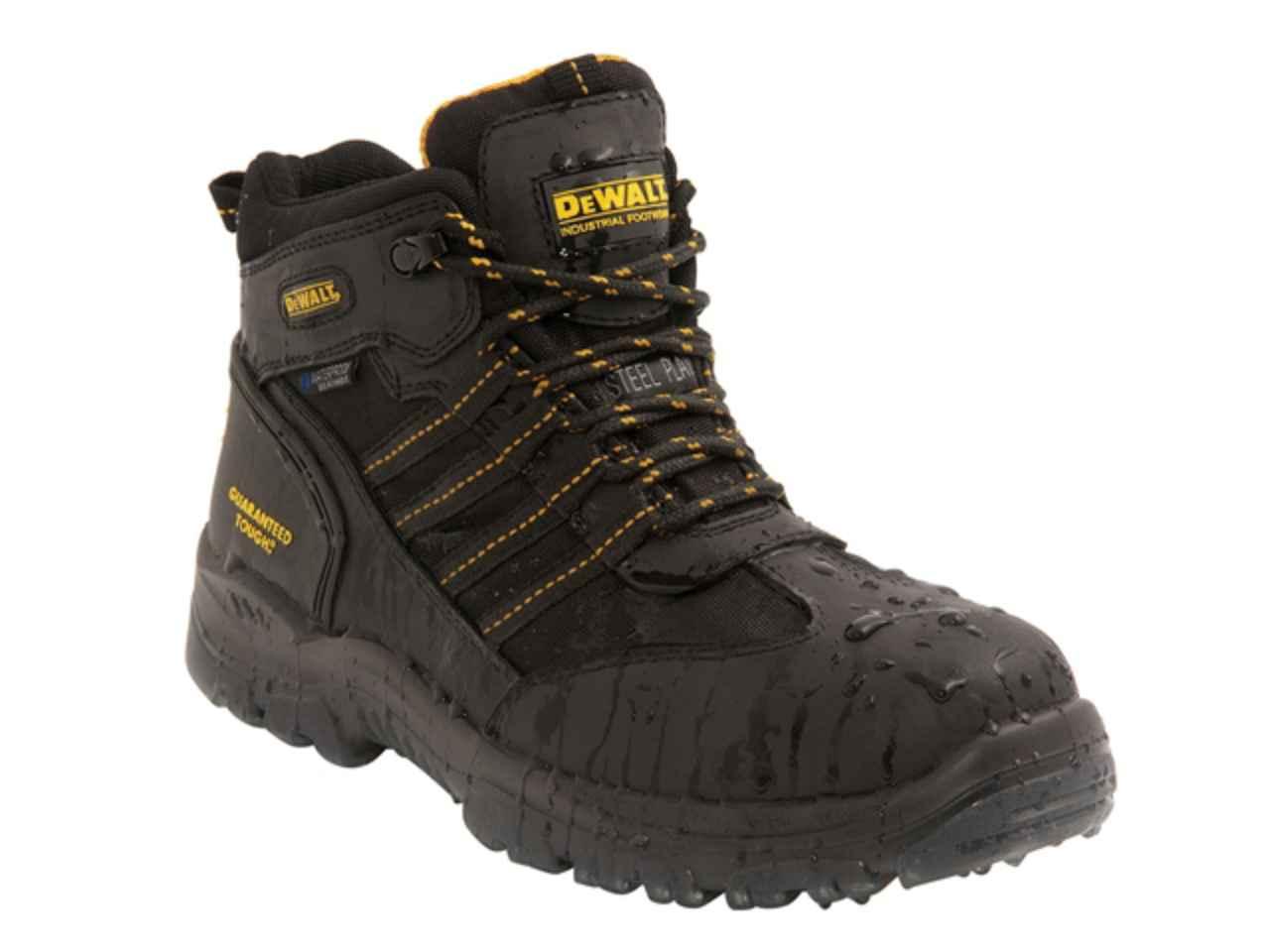 d9b0736d139 DeWalt Nickel S3 Black Safety Boots Various Sizes