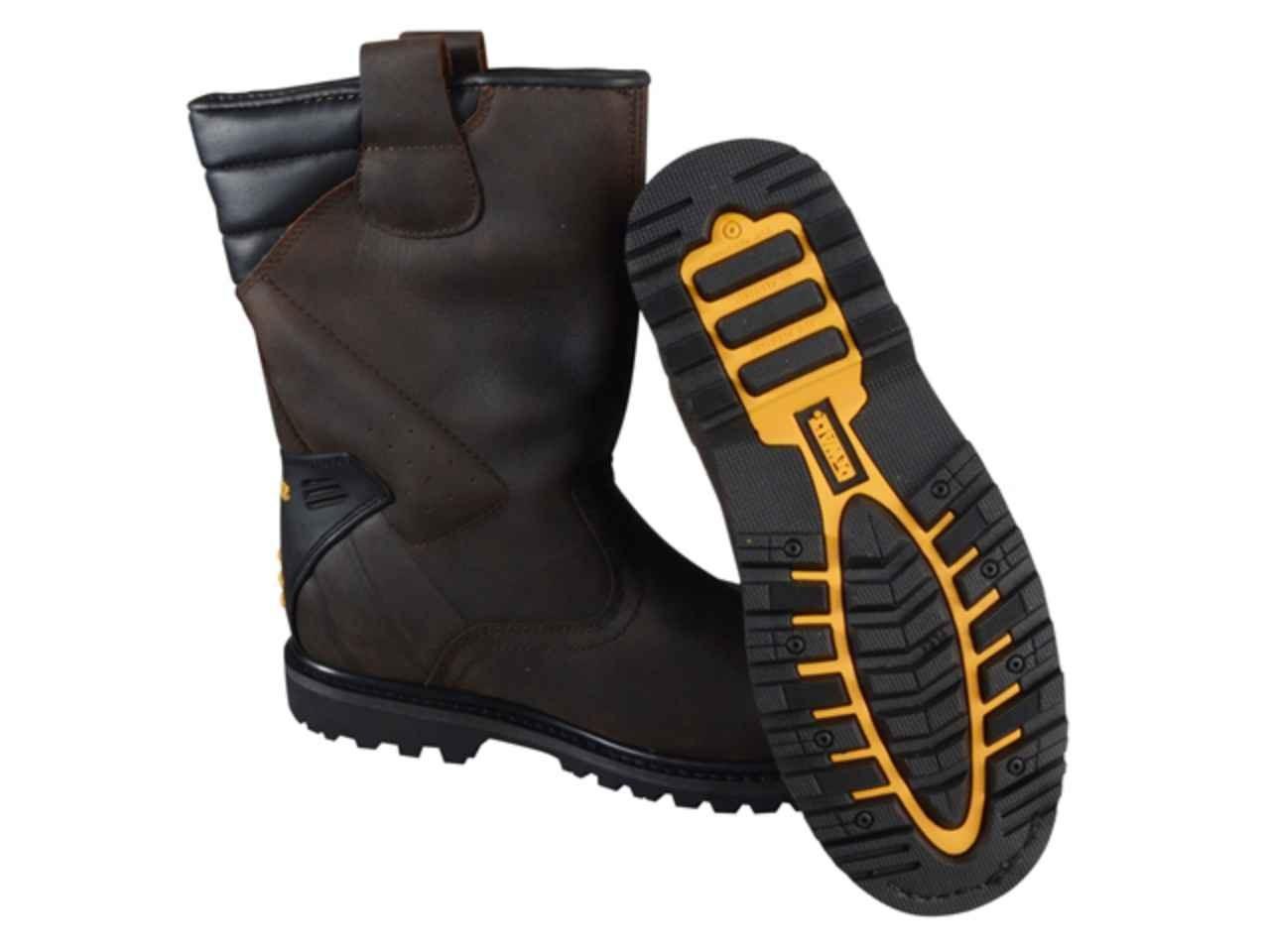 9147ce1d88b DeWalt DWRIG44 Rigger Boots Size UK 10 EUR 44