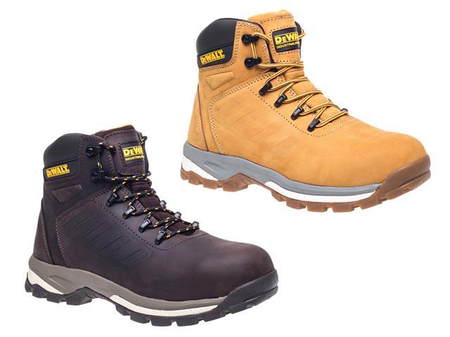 Facility Maintenance & Safety Garden Clothing & Gear Nice Dewalt Sharpsburg Sb Wheat Hiker Boots Uk 10 Euro 44