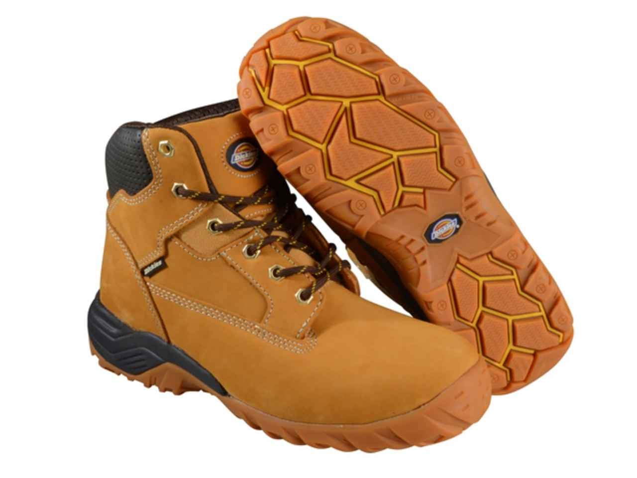 afa0504ec26 Dickies FD9207 9 Graton Safety Boot Honey Size 9