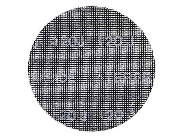 DEWALT DTM3115QZ DTM3115 Mesh Sanding Discs 125mm 120G Pack of 10