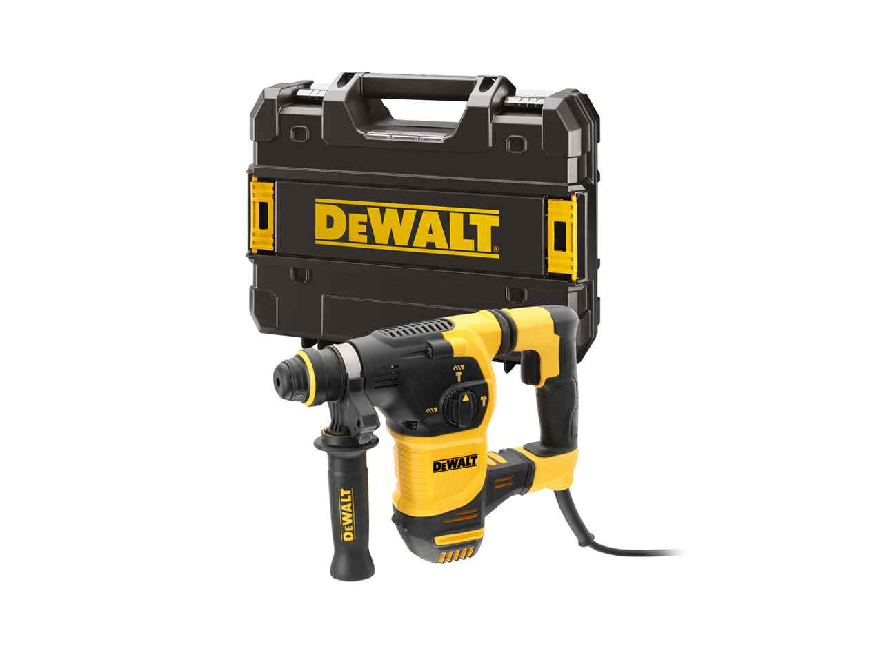 dewalt d25333k gb 240v 950w 30mm brushless sds plus rotary. Black Bedroom Furniture Sets. Home Design Ideas