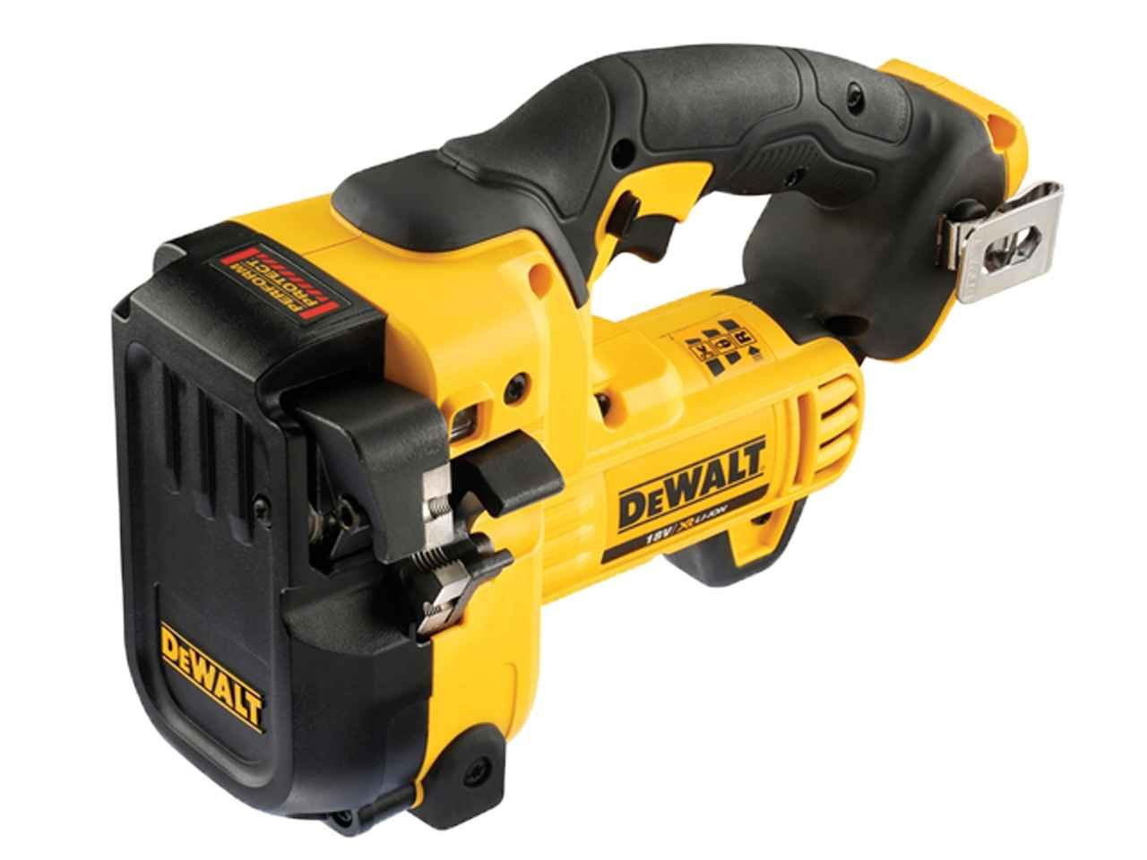 dewalt dcs350n 18v xr threaded rod rebar cutter bare unit. Black Bedroom Furniture Sets. Home Design Ideas