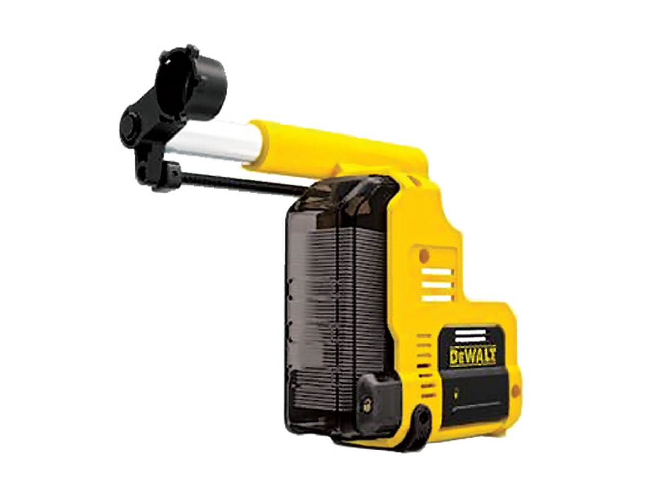 Dewalt Dust Extractor >> Dewalt D25303dh 18v Cordless Dust Extraction System Bare Unit