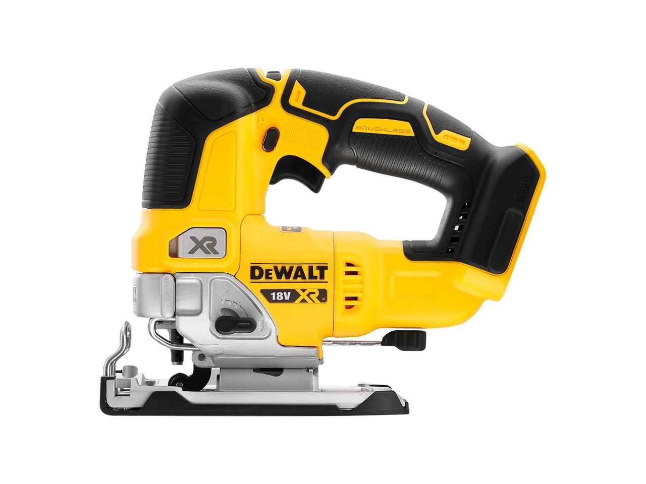 Dewalt DCS334N-XJ 18V XR Brushless Top Handle Jigsaw Bare Un
