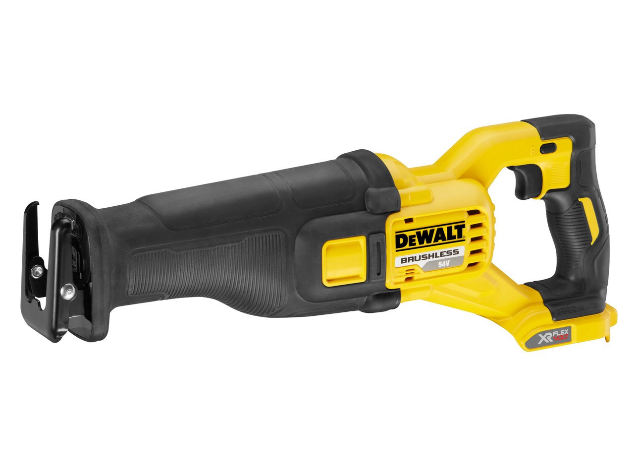Dewalt dcs388n xj 54v xr flexvolt reciprocating saw bare unit greentooth