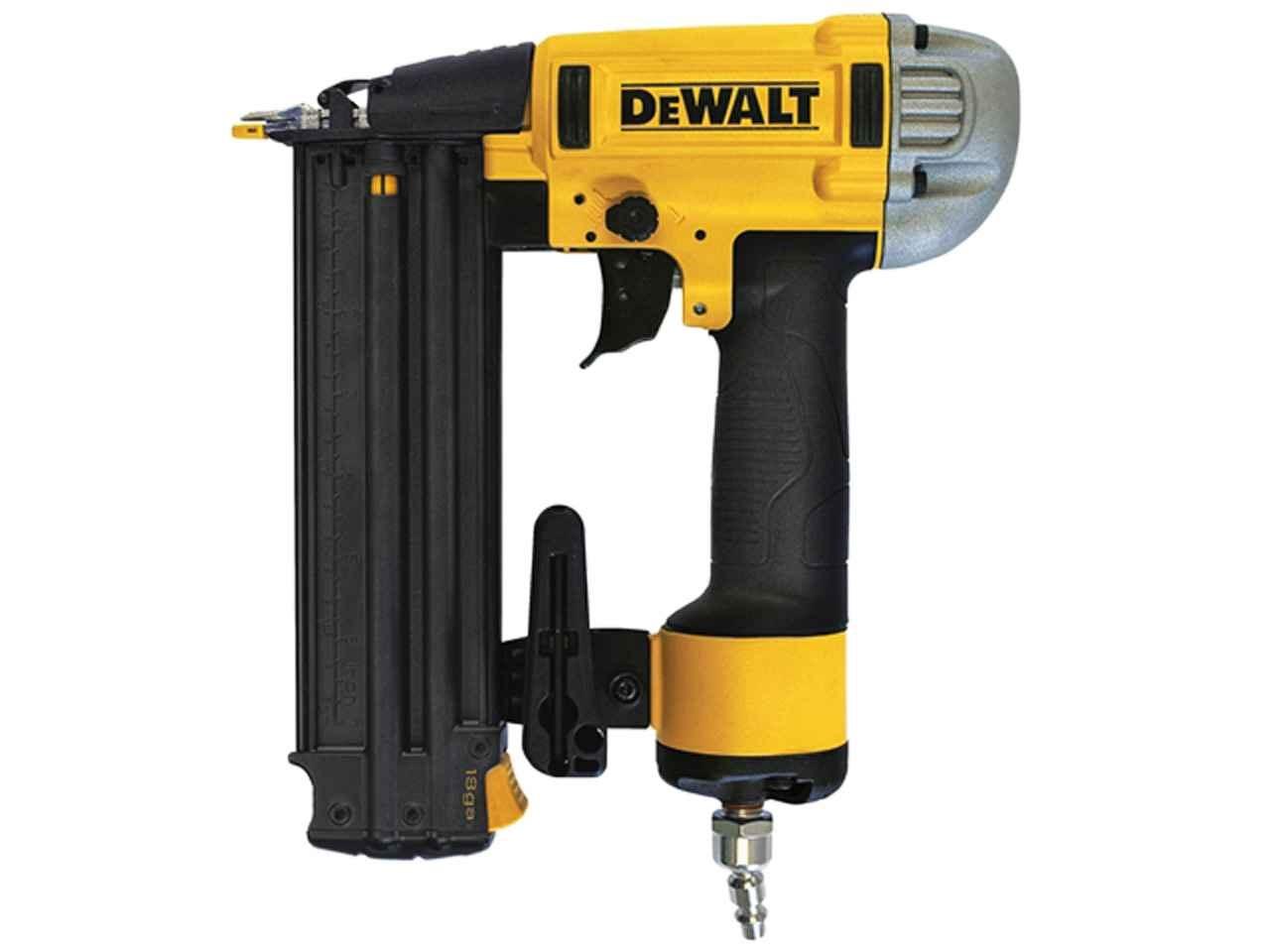 DeWalt DPN1850PP 18 Gauge 15-50mm Oil-Free Brad Nailer