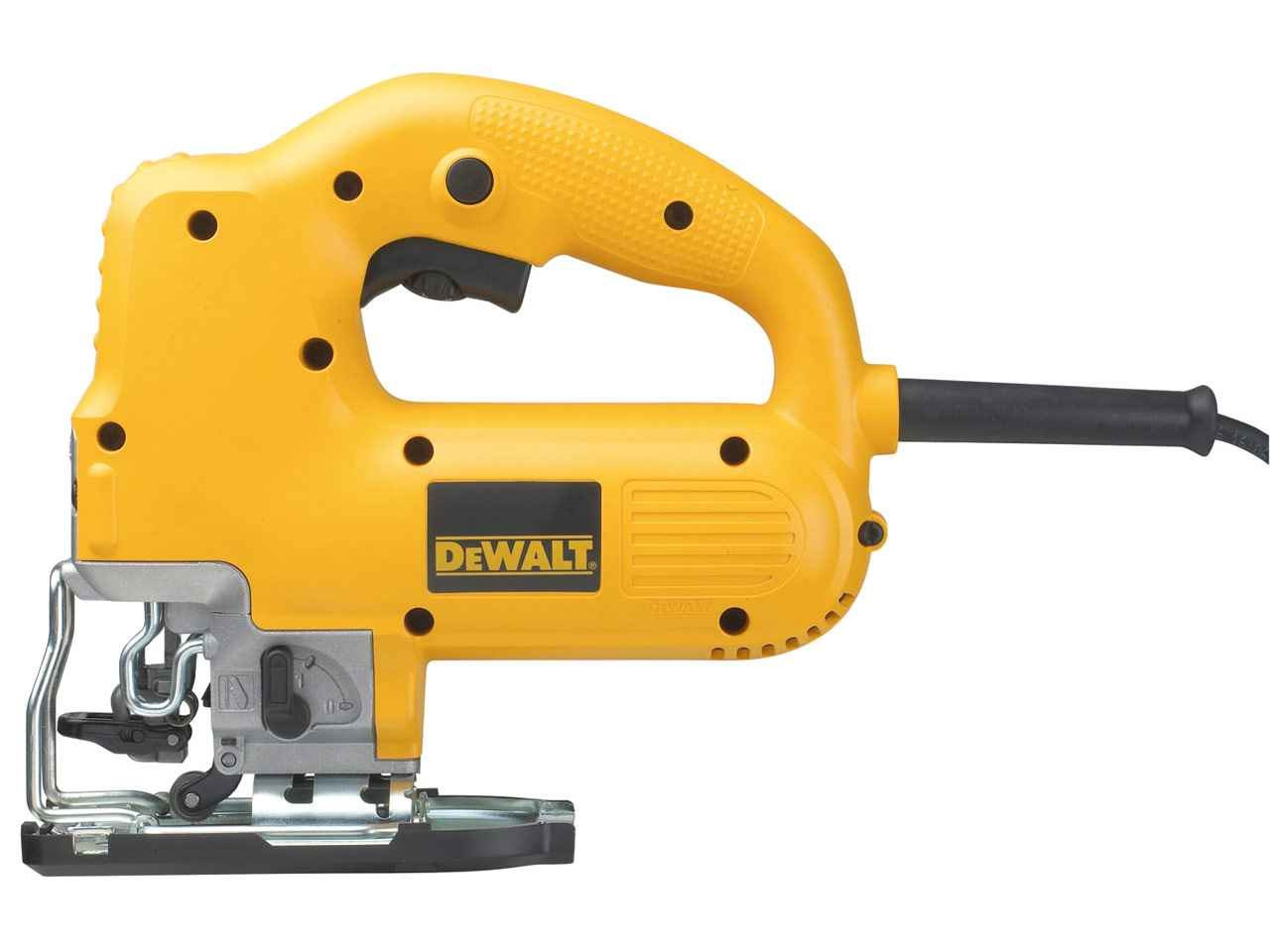 Dewalt dw341k 240v compact top handle jigsaw 550w greentooth Images