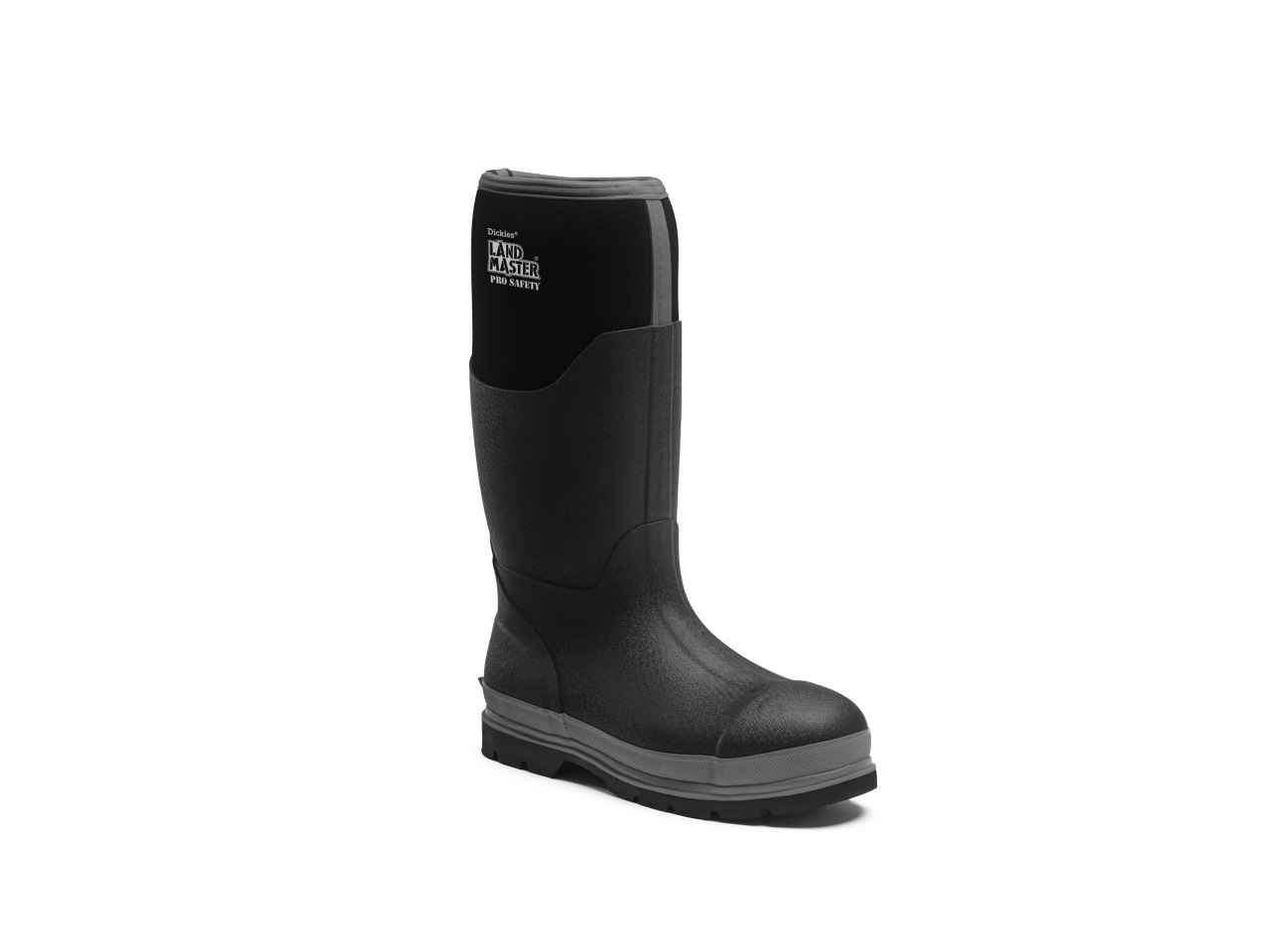 OX Tools Safety Wellington Boots Steel Toe and Midsole Steel Toe Capped Wellies