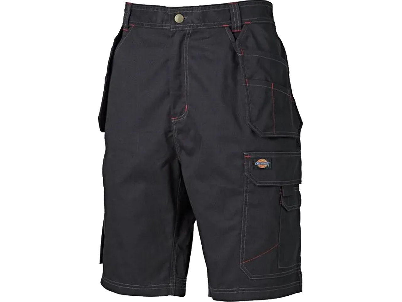 Black Dickies WD802 BK 33 Size 48 Redhawk Pro Short
