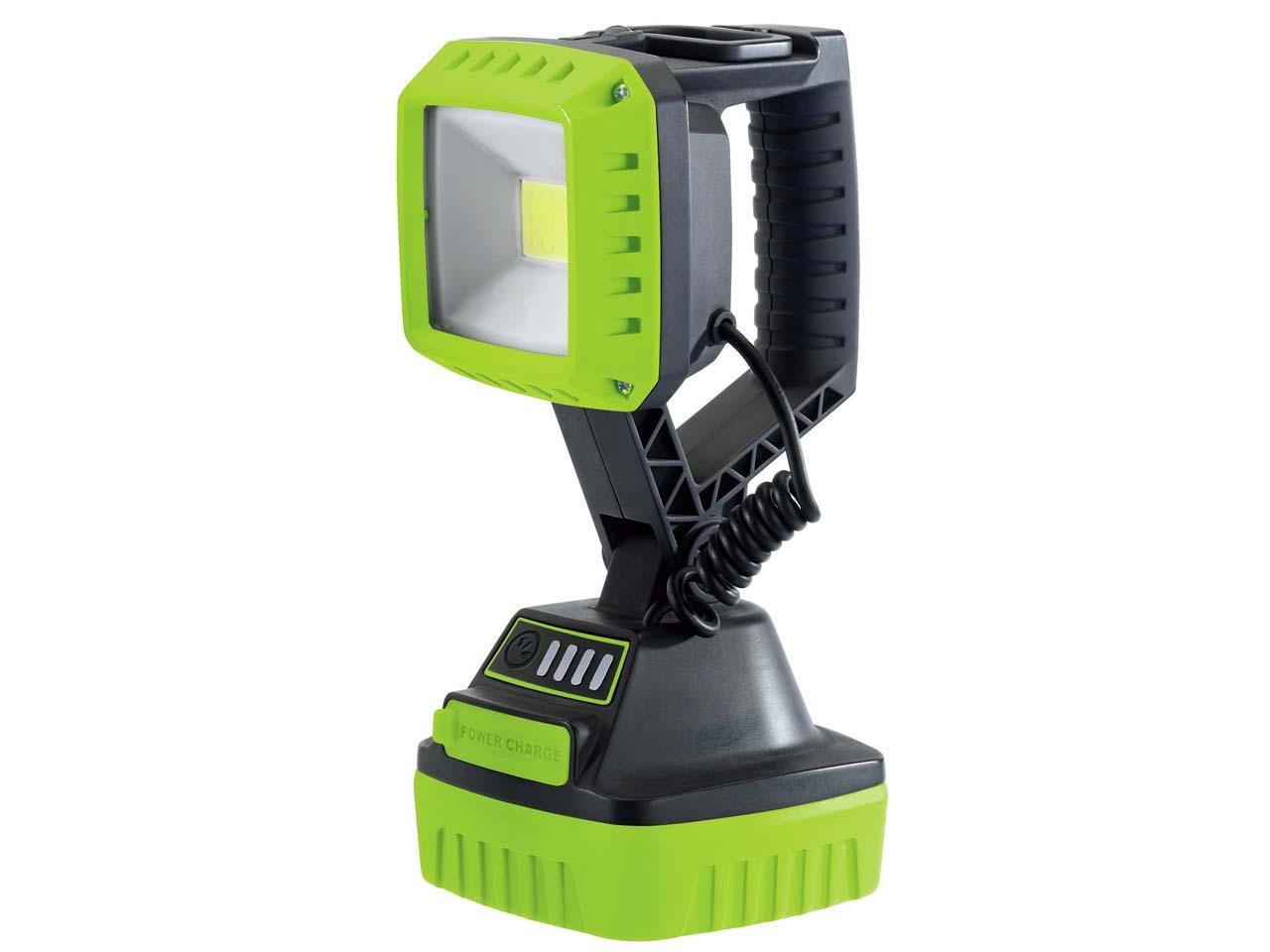 Faithfull LED Plasterers Tripod Light 5ft 4050 Lum 110 Volt or 240 Volt