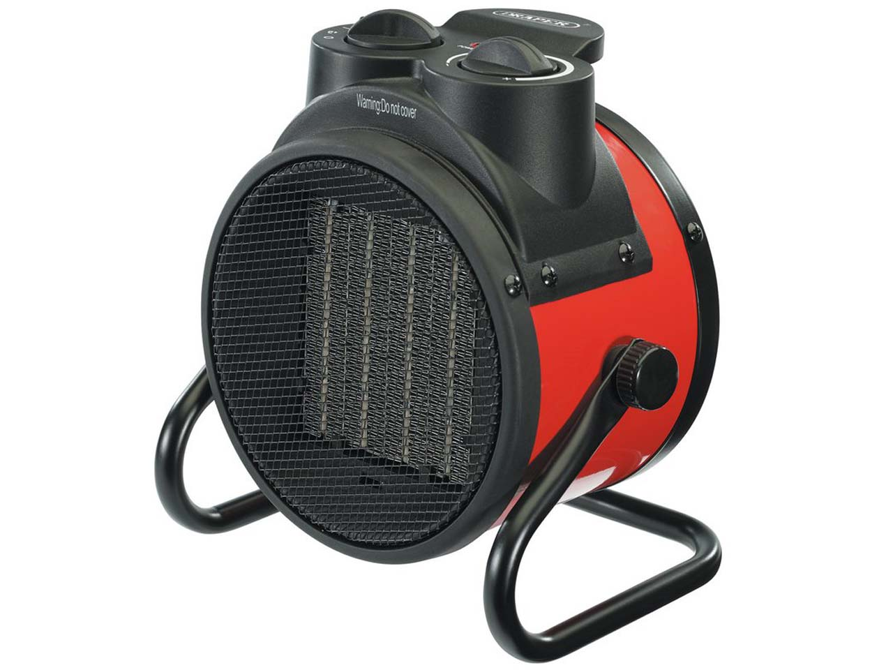 draper fan heater