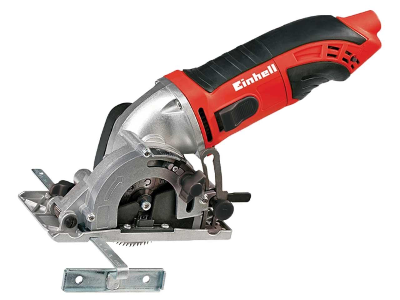 Einhell Tc Cs 860 2 450 Watt Mini Circular Saw Kit 240 Volt