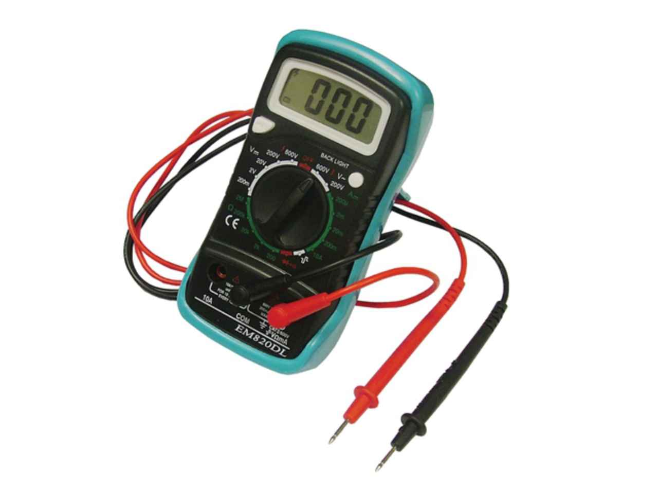 Electricians Tools Testers Meters Wera Kraftform Voltage Tester Screwdriver Circuit