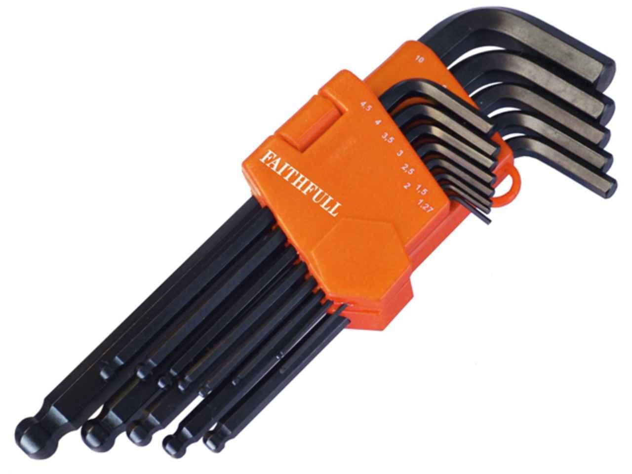 Eklind EKL10907 Torx REK10907 Long Arm Set 7 clés