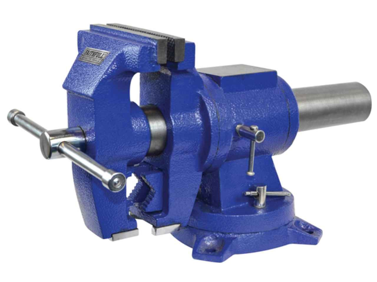 7 Inches Workbench Vise Table Bench Vise top Clamp Clamps