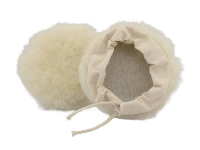 7in Polishing Accessories FLE40115 All Wool Bonnet 180mm