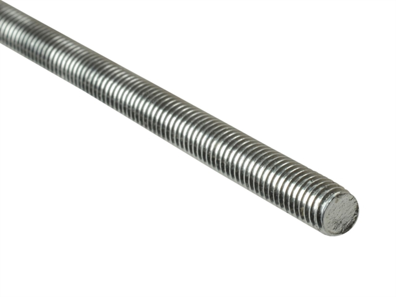 Forgefix ROD8SS Threaded Rod Stainless Steel M8 x 1m Box 1
