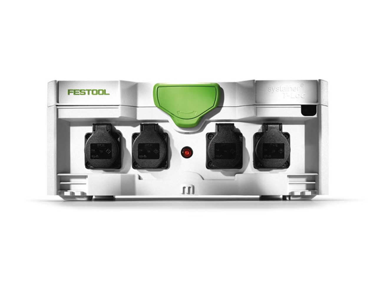 festool sys ph gb 230v 10m 4 way systainer powerhub. Black Bedroom Furniture Sets. Home Design Ideas