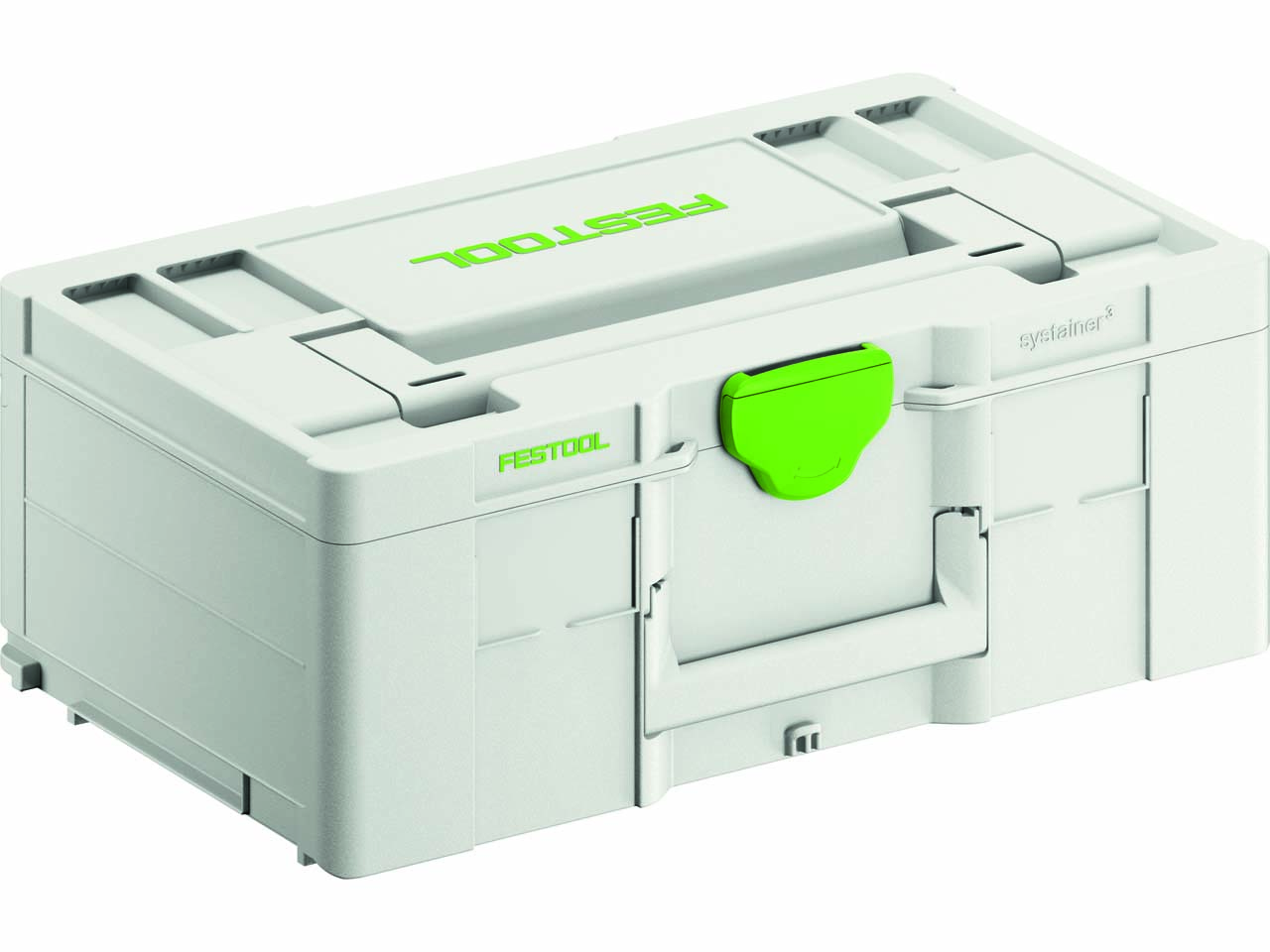 Festool 497563 SYS 1 TL SYSTAINER T-LOC Empty Carry Case Without Insert