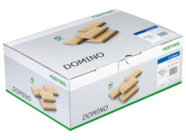 Festool D 5X30//300 BU Domino