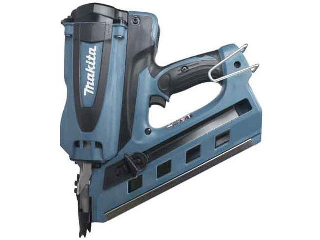 Makita GN900SE Cordless Gas Framing Nail Gun First Fix