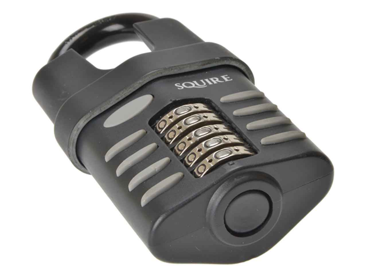 SQUIRE CP RANGE COMBINATION PADLOCKS 40mm 50mm 60mm HIGH SECURITY