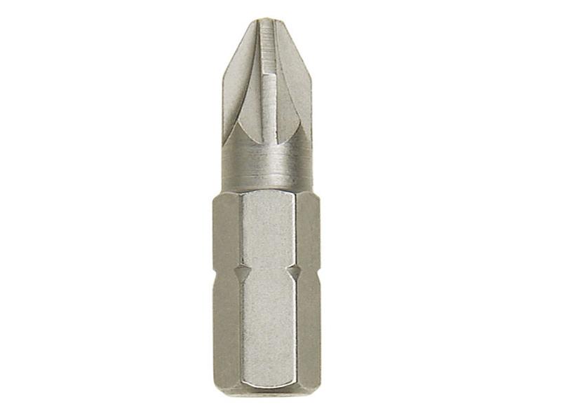 IRWIN 10504399 Screwdriver Bits Pozi PZ3 25mm Pack of 2