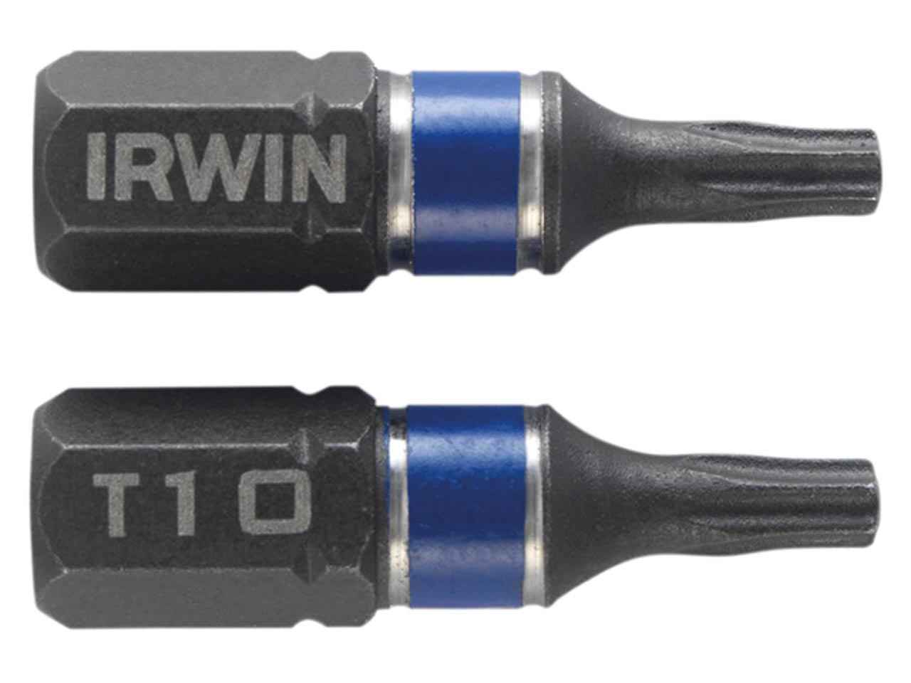 Pack of 2 IRWIN 1923332 Impact Screwdriver Bits 50 mm T20