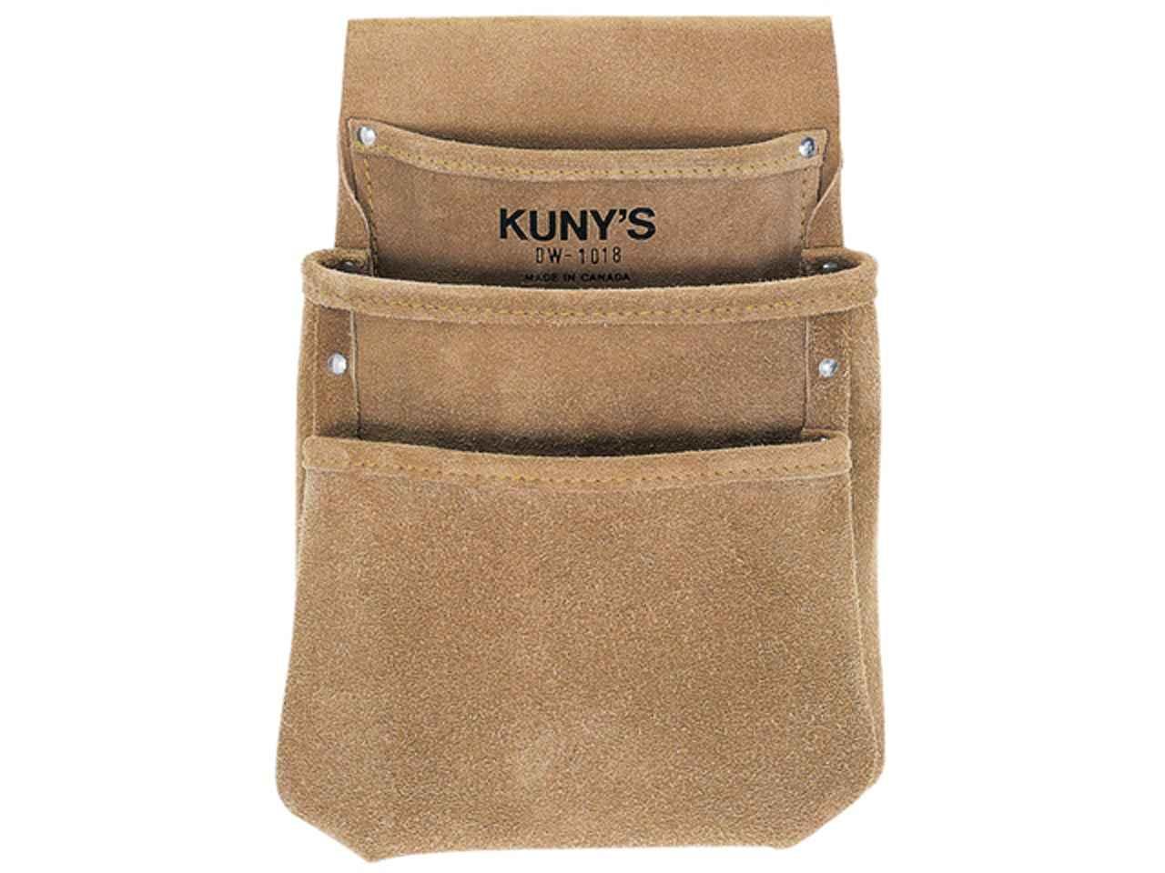 Kunys KUNSP15Y SP15Y Yellow Tape Measure Braces 2in Wide