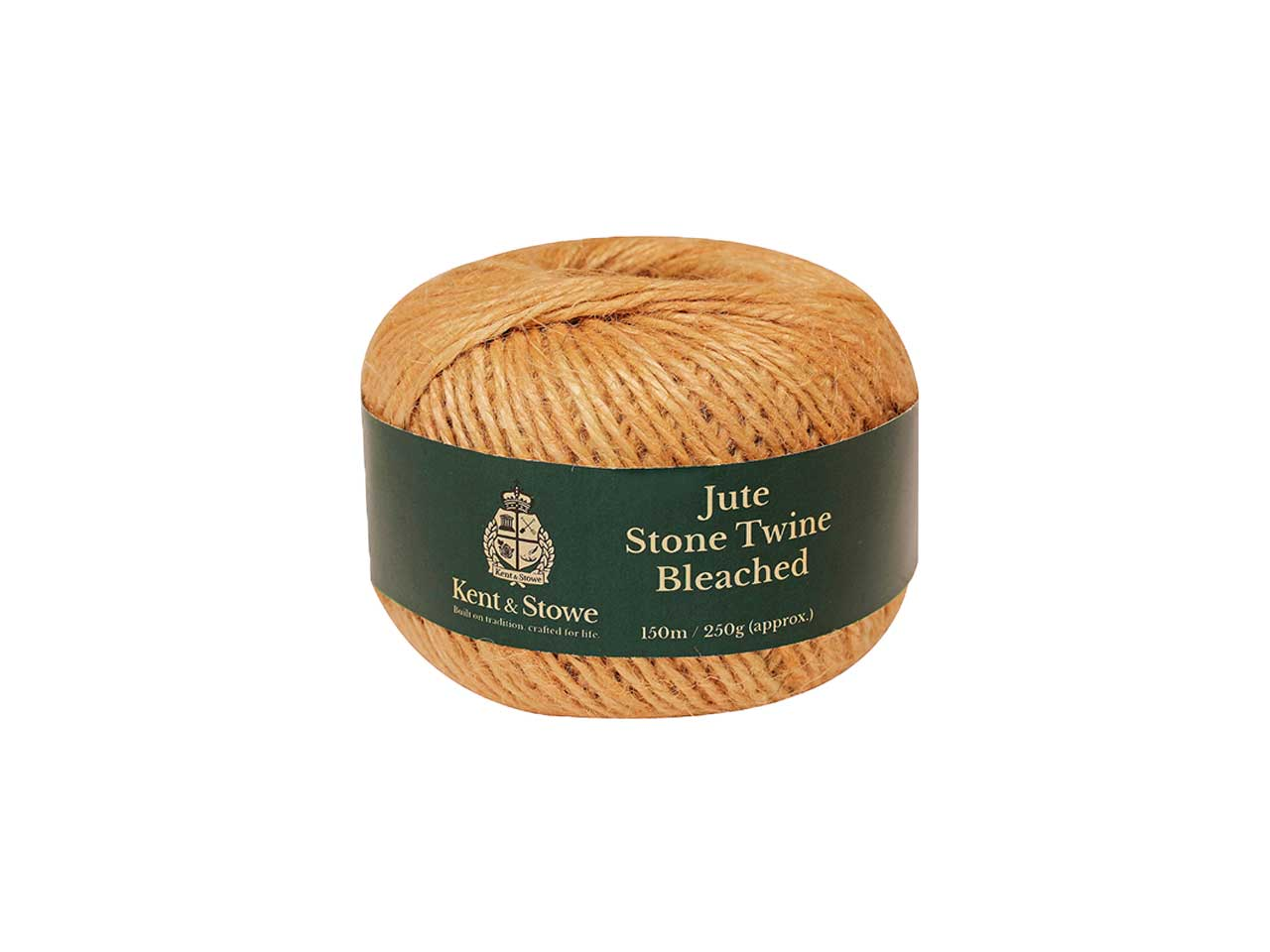Kent /& Stowe K//S70109667 Twine In a Tin Green 80m 80g