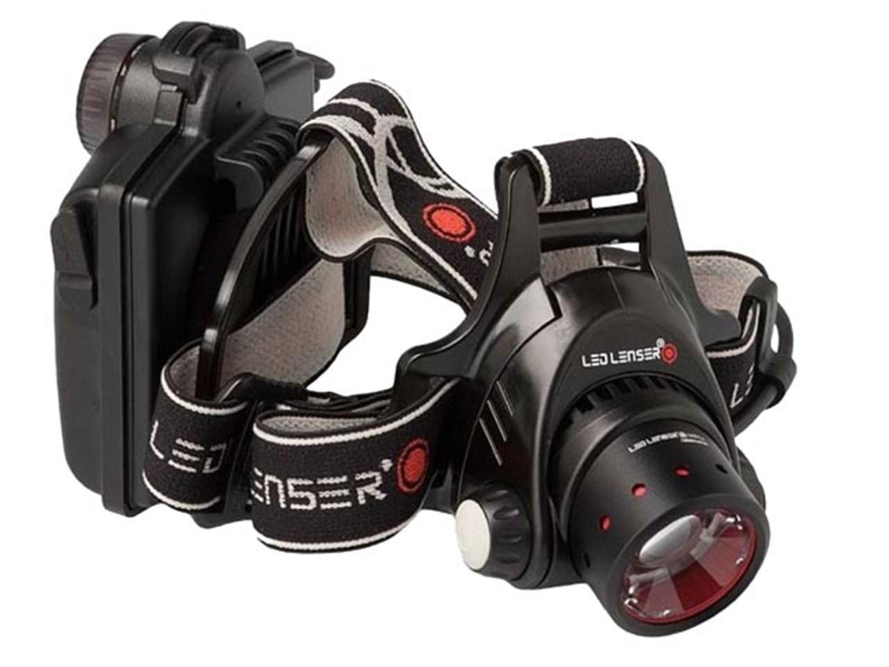 led lenser h14r 2 rechargeable head torch. Black Bedroom Furniture Sets. Home Design Ideas
