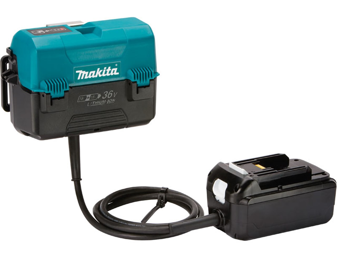 Makita bcv01 18v to 36v battery converter set - Batterie makita 18v ...