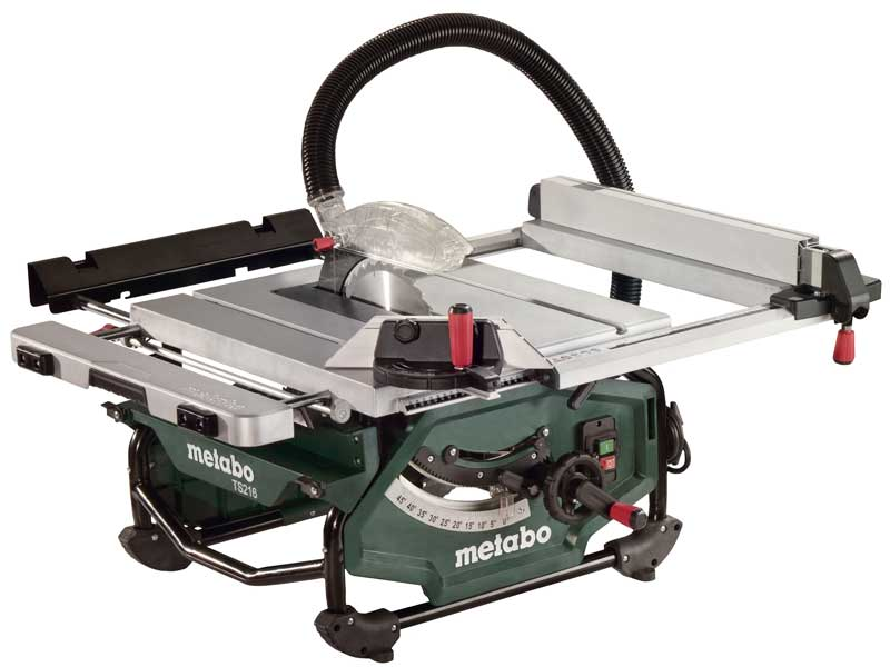 Metabo TS216 Floor 240v Floor Table Saw 216mm