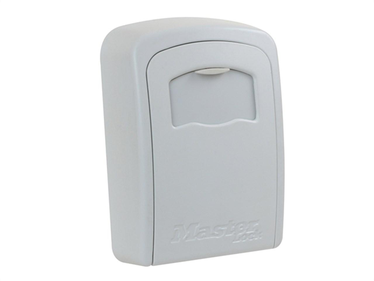 Masterlock 5401eurdcrm Standard Wall Mounted Key Lock Box