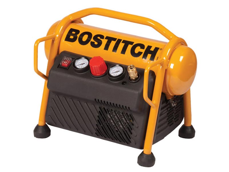 bostitch mrc6 u 230v 6l mini rolle gitter kompressor ebay. Black Bedroom Furniture Sets. Home Design Ideas