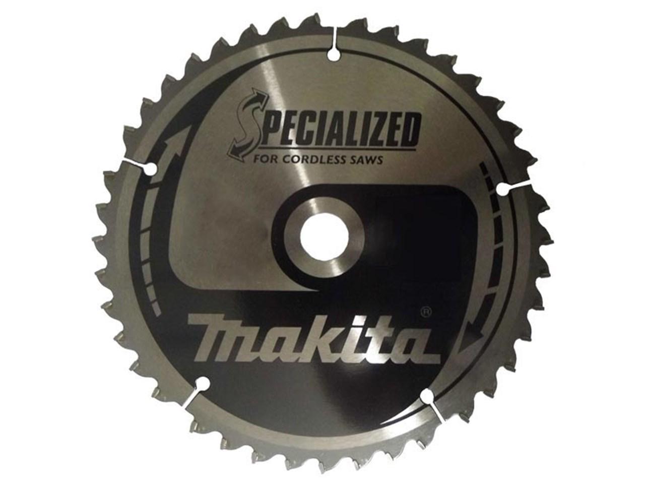 Makita B-46296 150mm x 20mm x 32T Specialized Metal Saw Blade