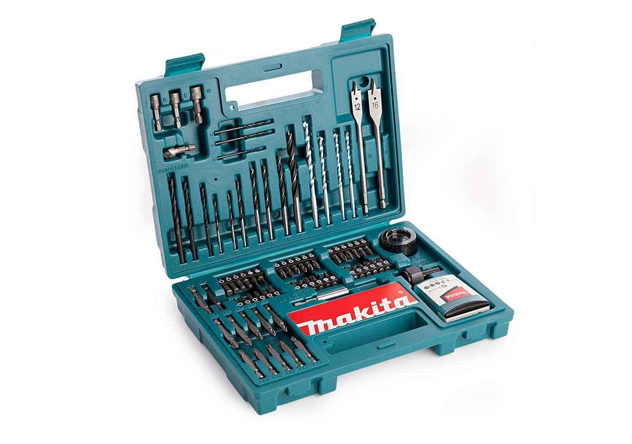 makita b 53811 100 piece drill and screwdriver bit set. Black Bedroom Furniture Sets. Home Design Ideas