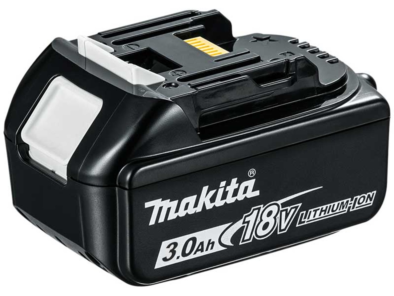 Makita bl1830 18v lxt li ion makstar battery pack - Batterie makita 18v ...