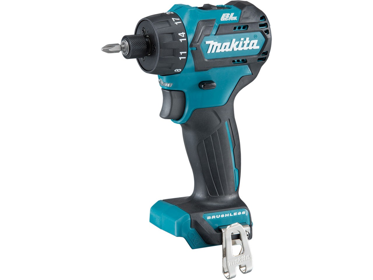 makita df032dz 10 8v cxt drill driver bare unit. Black Bedroom Furniture Sets. Home Design Ideas