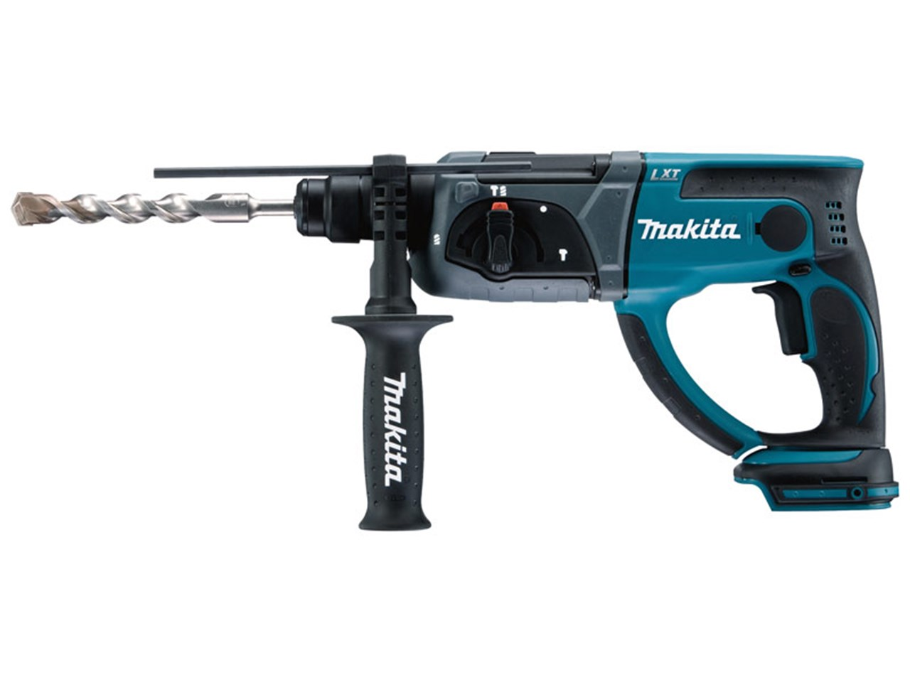 makita dhr202z 18v li ion sds plus hammer drill bare. Black Bedroom Furniture Sets. Home Design Ideas